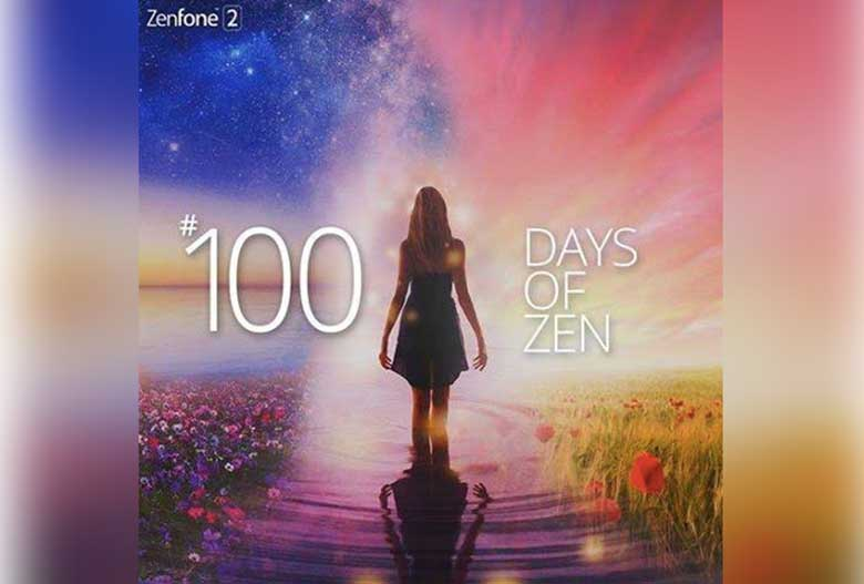 100 Days of Zen