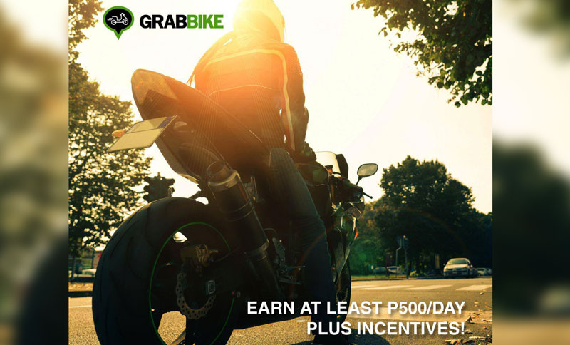 Grab Bike Philippines