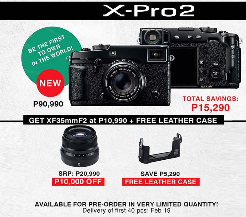 XPRO 2 Promo Price 2016