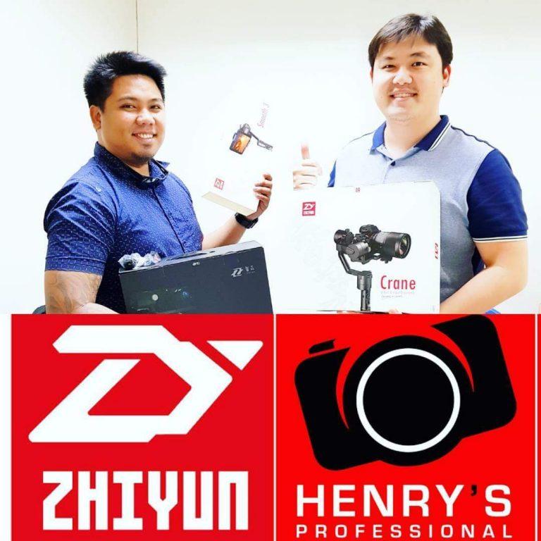 Zhiyun Henry's Pro2