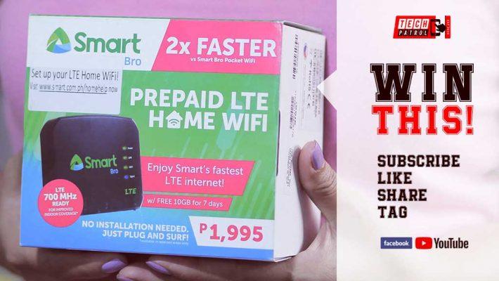 smart lte home wifi