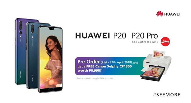 Huawei P20 Price Philippines