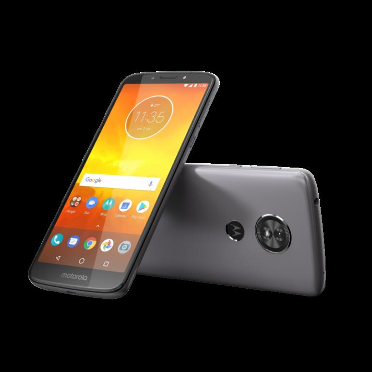 Motorola Moto E5 trio debuts with Android 8.0 Oreo and splash-resistant
