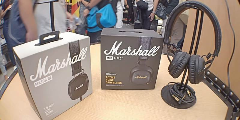 Marshall Mid ANC Headphones