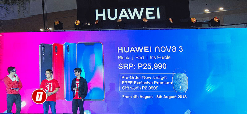 Nova 3 Price Philippines