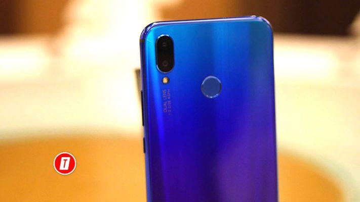 Smart Huawei Nova 3i