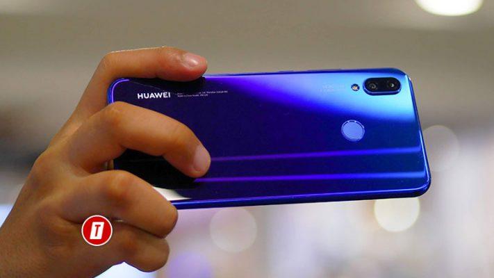 Globe Huawei Nova 3i