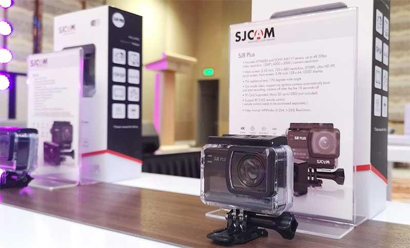 SJCAM Launches SJ8 Series Action Camera In PH » Tech Patrol