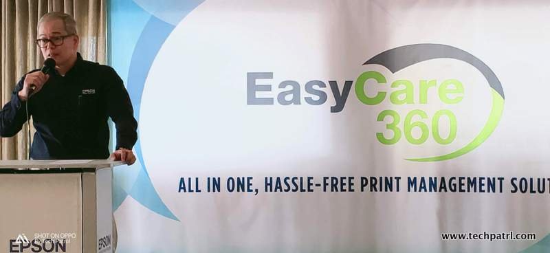EPSON Philippines Launches Easy Care 360, An All-in-one Printing